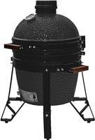 The Bastard houtskoolbarbecue compact urban - model 2020