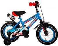 Volare Super Kinderfiets - Jongens - 12 inch - Blauw