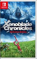 Nintendo Xenoblade Chronicles Definitive Edition FR Switch