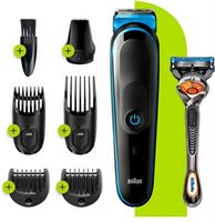 Braun »7-in-1 Multi-Grooming-Kit 3 MGK3245« multifunctionele trimmer