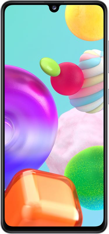 Samsung Galaxy A41 64 GB / Prism Crush White / (dualsim)
