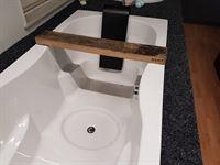 XENZ BP32 badplank geborsteld eiken 88x15x4,5 antislip