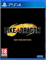 Sega Yakuza Like a Dragon Day One Edition