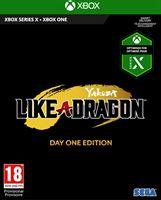 Sega Yakuza Like a Dragon Day One Edition