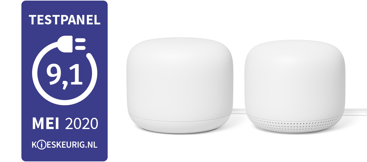nest wifi product met testpanel logo