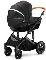 Kinderkraft Puschair Prime 2020 2 in 1 black