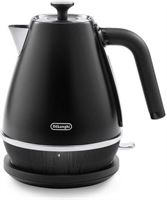 De'Longhi waterkoker, Distinta Moments, KBIN 2001.BK– Sunset Black, 1,7 liter, 2000 Watt