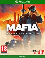 2K Games Mafia Definitive Edition