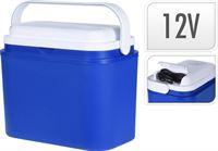 Tom Elektrische Koelbox 12 Volt 10 Liter Blauw