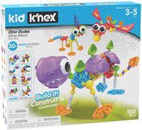 k'nex KID K'NEX Dino Dude bouw set v2 versie 3
