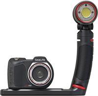 SeaLife Micro 3.0 64 GB underwater camera Pro 3000 Auto Light Set