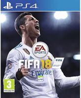Electronic Arts FIFA 18 Game PS4