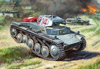 Zvezda - German Panzer Ii (Zve6102)