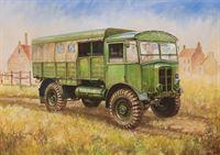 Zvezda - British Truck Matador (Zve6175)