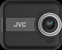 JVC GC-DRE10-S Compacte dashboard camera met brede beeldhoek en Full HD beeld, Ingebouwde Wifi