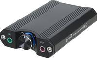 Dynavox Pkv-800 Koptelefoonversterker Zwart
