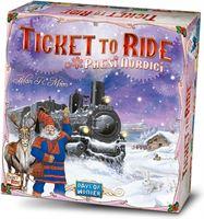 Asmodee Ticket to Ride Paesi Nordici