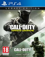 Activision Call of Duty: Infinite Warfare & Legacy Edition, PS4