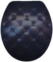 diaqua Black sofa