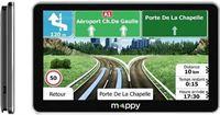 Mappy Maxi E738 GPS Navigator 7 '' Life Card