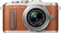 Olympus E-PL8 1442 IIR Brown