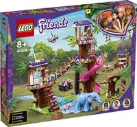 lego Friends Jungle reddingsbasis 41424