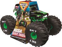 Spin Master Monster Jam Mega Grave Digger all-terrain RC voertuig op schaal 1:6