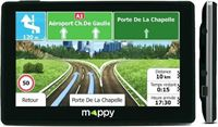 Mappy ITI E438 GPS Navigator 4.3 Lifetime Map