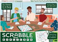 Mattel Scrabble Duplicate (NL versie)