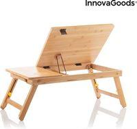 Innovagoods Opklapbare Bamboe Laptoptafel V0103031