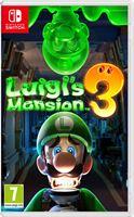 Nintendo Luigi's Mansion 3 Switch