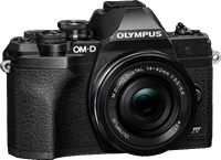 Olympus OM-D E‑M10 Mark IV + ED 14-42mm F3.5-5.6 EZ