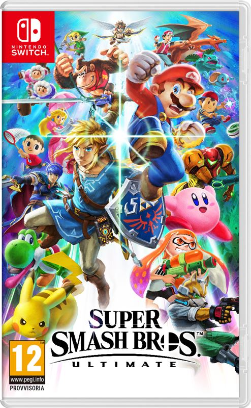 Nintendo Super Smash Bros. Ultimate Nintendo Switch