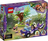 lego Friends Reddingsbasis Babyolifant in Jungle