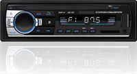 Strex Autoradio Alle auto's Handsfree USB SD AUX Afstandsbediening Enkel din auto radio met microfoon