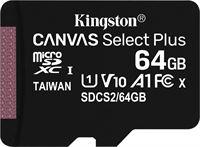 Kingston Canvas Select Plus