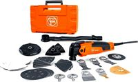 Fein FMM 350 QSL Multimaster Marine Multitool + 47 delige accessoireset in koffer - 350W