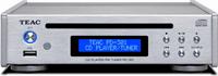 TEAC PD-301DAB-X Zilver