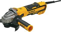DeWalt DWE4347-QS Haakse slijper - 1700W - 125mm - koolborstelloos