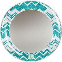 LockerLookz mirror blue chevron