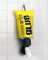 Dhink Houder voor standaard keuken / toiletrol met zuignap DHINK080