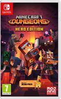 Nintendo Minecraft Dungeons FR Switch