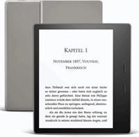 AMAZON Kindle Oasis (10th Generation) 8 GB, Wi-Fi, 7in - Graphite