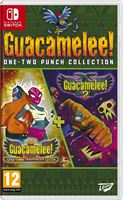 Leadman Guacamelee! One-Two Punch Collection