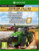 Focus Home Interactive Farming Simulator 19 Premium Edition