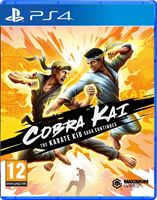 Mindscape Cobra Kai: The Karate Kid Saga Continues