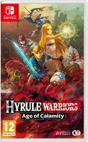 Nintendo Hyrule Warriors Age of Calamity