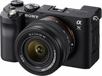Sony Alpha A7C systeemcamera Zwart + 28-60mm (ILCE7CLB.CEC)