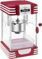 bredeco Popcornmachine - Retro-design jaren 50 - rood