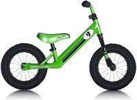 """Rebel Kidz Air Loopfiets 12,5"""""""" Kinderen, race design/green"""